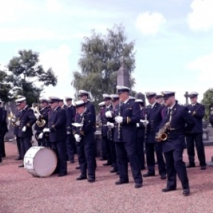 La musique royale de la Marine