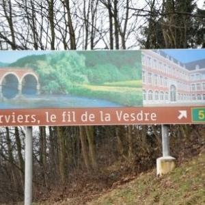 VERVIERS                                                   Verviers, capitale wallonne de l'eau