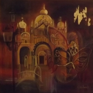 Exposition de Simone Dechamps