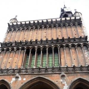 Facade de Notre Dame ( Photo : F. Detry )