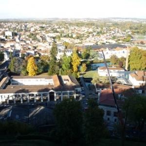 Vue sur la Charente