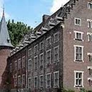 Le chateau d'Obsinnich-Remersdael  ( actuellement Castel Notre-Dame )