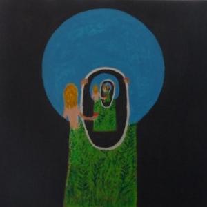 """ Reflets "" Surrealisme ( Suzanne ZIANT )"