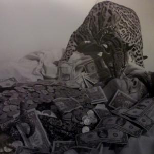 Dali et son amour de l'argent