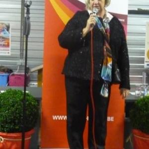 Intervention de Mme Sondag, administrateur general de la Croix-Rouge de Belgique communaute francophone