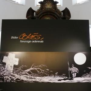 STAVELOT L'exposition temporaire «Didier Comes