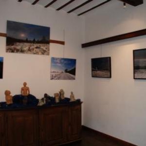 L' exposition dans la Halle Gretedar
