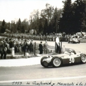 L'ancien circuit de Francorchamps