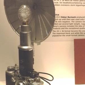 Leica et son flash
