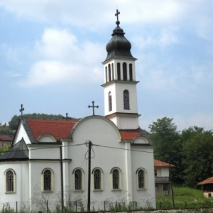 L'eglise de Vukovar