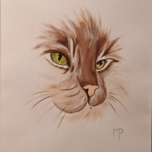 Les felins de Monique Putzeys