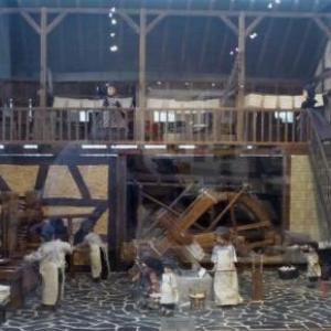 Musee du papier : le moulin a papier