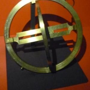l'anneau astronomique ( Louvain 1572 )