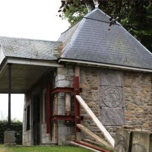 La chapelle St Roch de Thimister