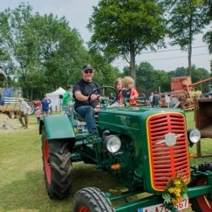 Expo de tracteurs