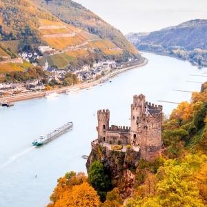 1. La vallée du Haut-Rhin moyen