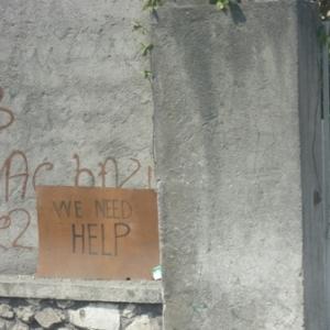 Nous avons besoin d'aides
