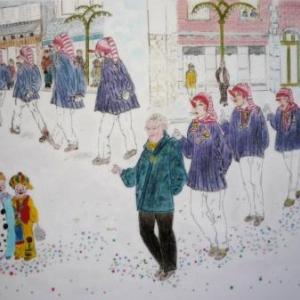 """Marie MORAY    Le jeu des"""" Longs Nes"""""""