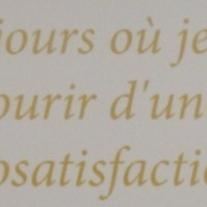 Citation de Dali