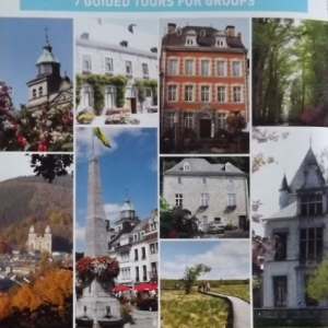 7 visites guidees pour groupes