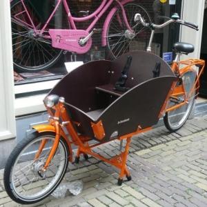 La bicyclette familiale ou de services !