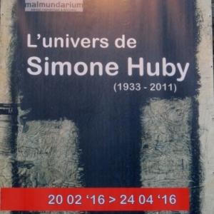 L'univers de Simone HUBY