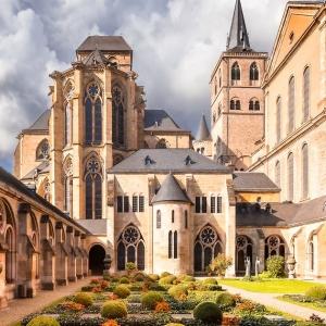 4. Les monuments romains, la cathédrale et l'église Notre-Dame de Trèves