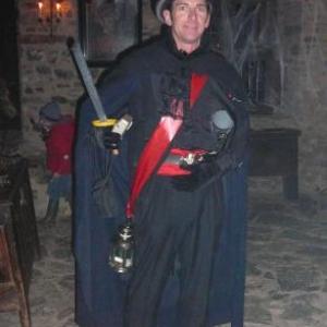 Dracula etait aussi de la partie !!!