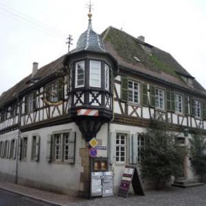 Maison a colombage de Deidesheim