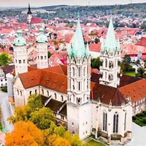 9. La cathédrale de Naumburg