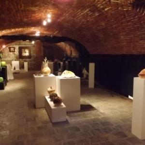 Matieres et sculptures 2016