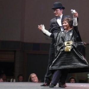 Tenue de soiree : Christian Grodent et Valerie Klein