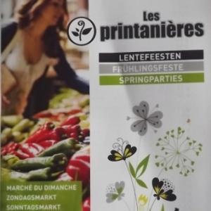 Brochure Printanieres 2015