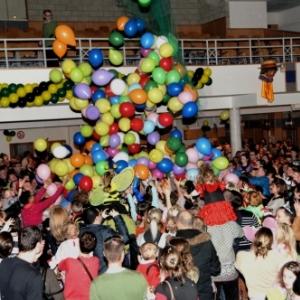 Jeudi : Le bal des Enfants