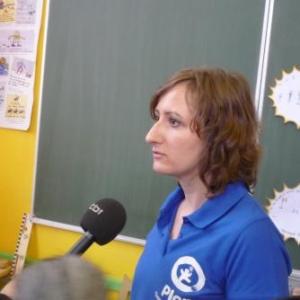 59. Cecile Crosset a l'interview
