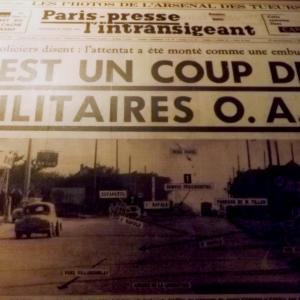 Attentat contre de Gaulle