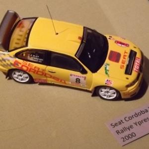 Le Rallye belge en miniature