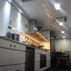 Les cuisines dans le camion