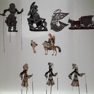 Marionnettes realisees