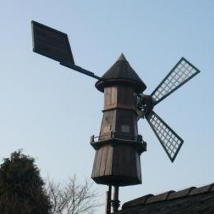 Un des nombreux moulins de Michel Monseur
