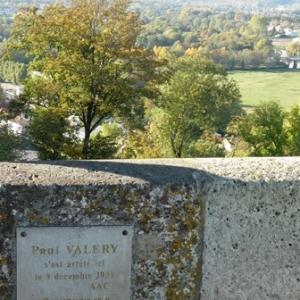 Paul Valery a admire la Charente a cet endroit