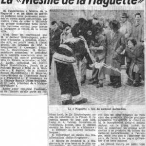 Archives Mesnie 1966