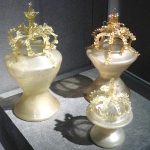 Castille ( 17eme s. ) Vases religieux