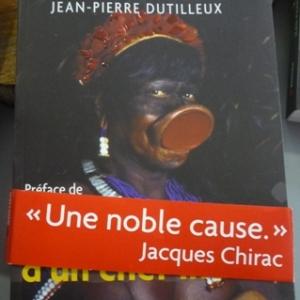 Le nouveau dedicace par M. Chirac