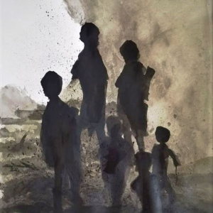 """Exodus"" ( Adelin Donnay )"