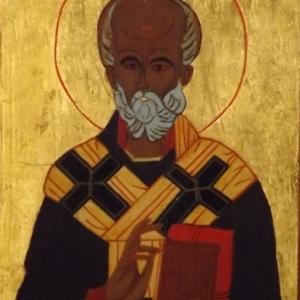 St Nicolas - en voie d'achevement