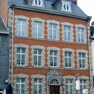 Visites guidees de la maison Villers : seul exemple d ' architecture patricienne (du debut du XVIIIeme siecle) encore conserve a Malmedy
