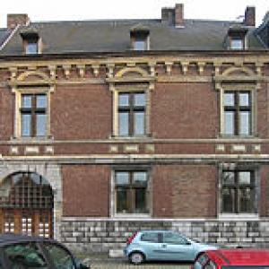 L'hotel Torrentius a Liege, renove par Charles Vandenhove et residence de l'architecte