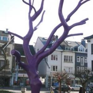 L'arbre a pluie