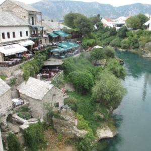Mostar sur la Neretva